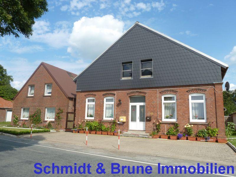 2 Häuser in Stadland / Landkreis Wesermarsch