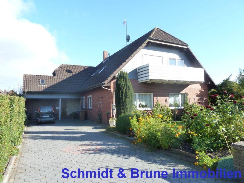 Grosses Wohnhaus mit 2 Wohnungen in Varel - Dangastermoor