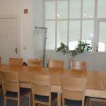 Besprechnungsraum im Büro Varel
