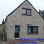 Immobilie Varel – kleines modernisierungsbedürftiges Wohnhaus in zentraler Lage von Varel – verkauft!