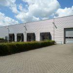 Lagerhalle in Varel direkt an der Autobahn A29