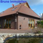 Einfamilienhaus Varel-Rallenbüschen – Nähe Nordseebad Dangast – Aussenansicht