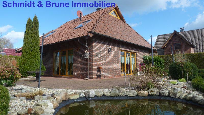 Einfamilienhaus Varel-Rallenbüschen – Nähe Nordseebad Dangast - Aussenansicht