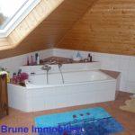 Einfamilienhaus Varel-Rallenbüschen – Nähe Nordseebad Dangast – Badezimmer