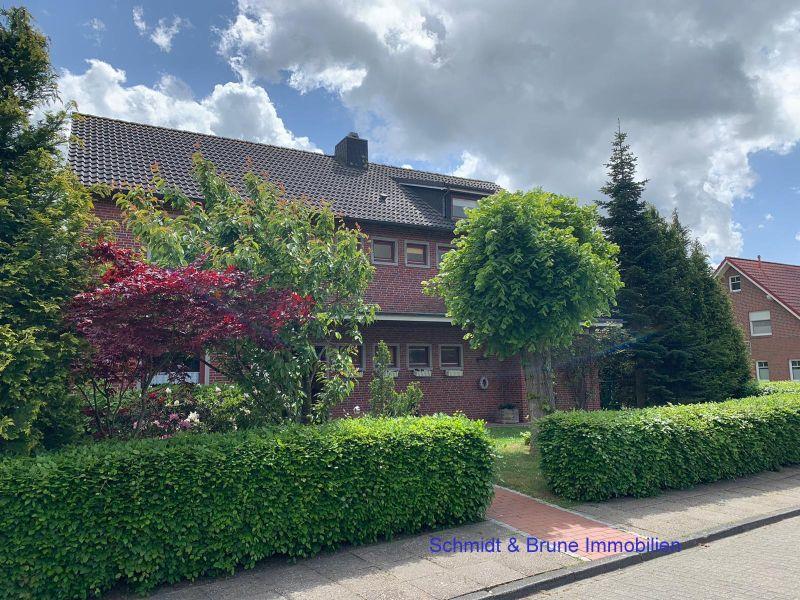 Wohnhaus Wittmund mit Doppelgarage