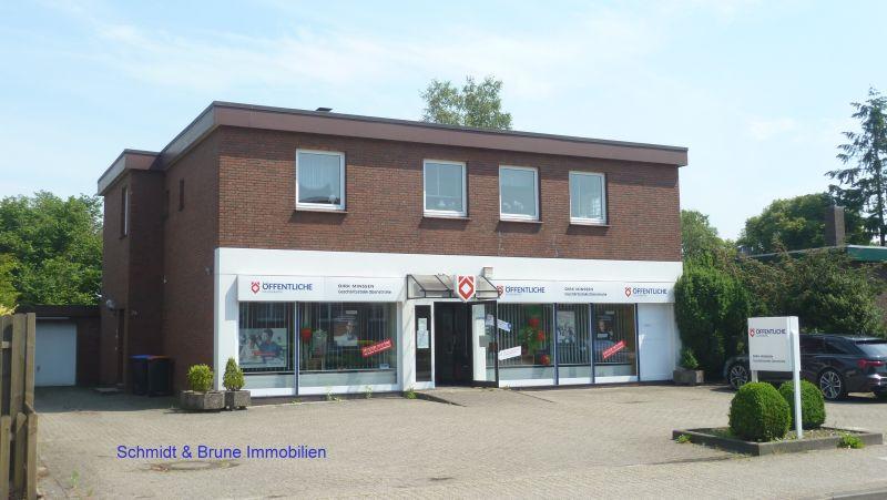 Wohn- u. Geschäftshaus in Varel – Obenstrohe